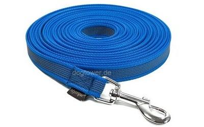 Blaue Schleppleine in 20mm Breite