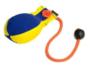 Dummy Ball Marking 300g gelb/blau