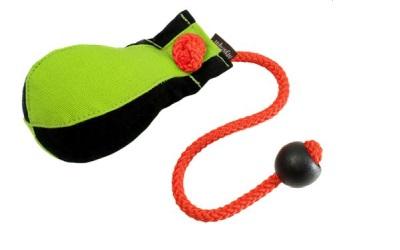 Dummy Ball Marking 300g neon grün/schwarz