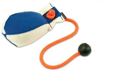 Dummy Ball Marking 300g weiß/blau