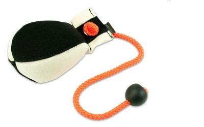 Dummy Ball Marking 300g weiß/schwarz