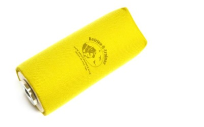 Mystique Dummy Launcher canvas gelb