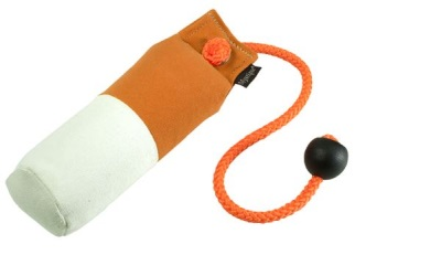 Dummy Long Throw Orange-Weiss