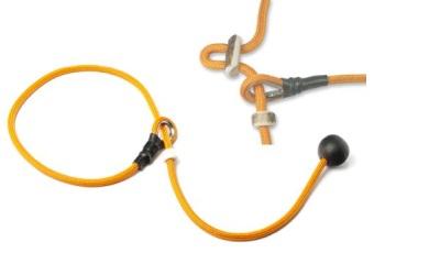 Mystique® Field Trial Kurzführer mit Zugbegrenzung, orange