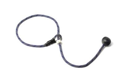 Mystique® Field Trial Kurzführer ohne Zugbegrenzung, blau/beige