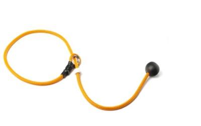 Mystique® Field Trial Kurzführer ohne Zugbegrenzung, orange