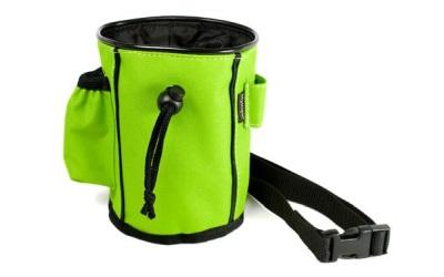 Mystique® Leckerlietasche reflex grün