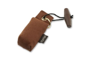 Mystique Mini Dummy Key Case, braun
