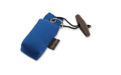 Mystique Mini Dummy Key Case, dunkelblau