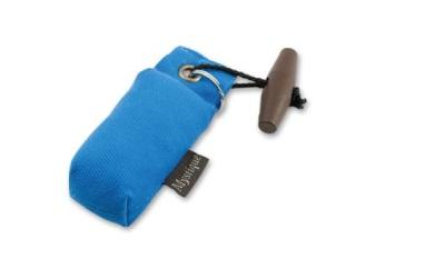 Mystique Mini Dummy Key Case, hellblau
