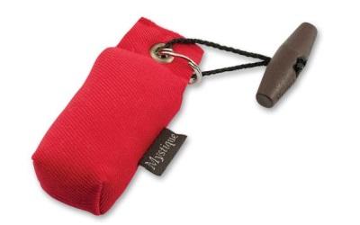 Mystique Mini Dummy Key Case, rot