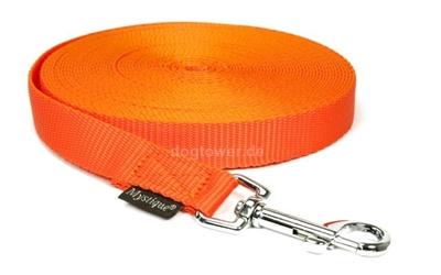 Mystique Trackingleine (20mm), Classic, neon-orange