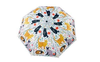 Naked Decor Garten der Katzen Regenschirm
