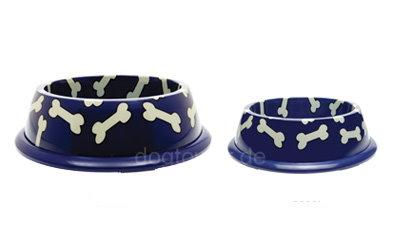 Hundenapf Blue Bones