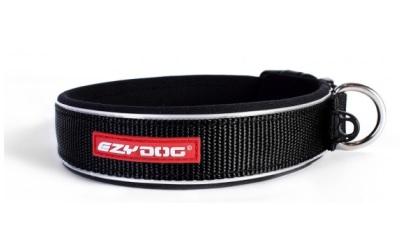 Neopren- Halsband von Ezydog, schwarz