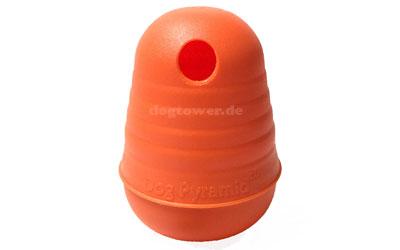 Nina Ottosson Hundespielzeug Dog Pyramid orange