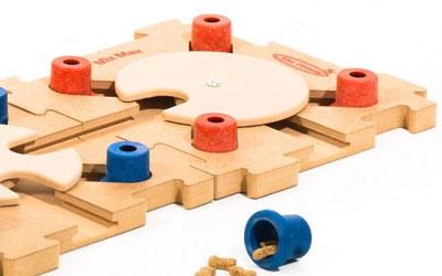 Nina Ottosson Intelligenzspielzeug Mix Max Puzzle, Stufe C