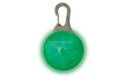Blinklicht Spotlit, grün
