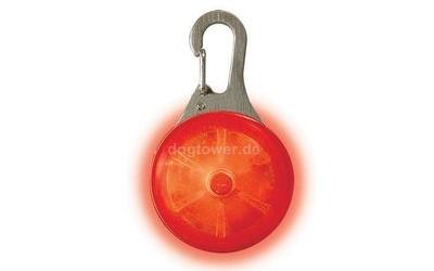 Blinklicht Spotlit, rot