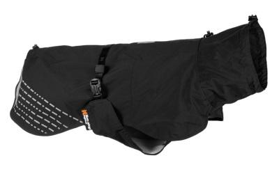 Non Stop Dogwear Fjord Raincoat schwarz