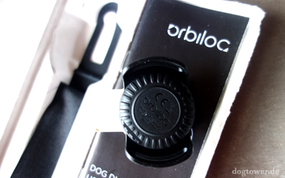 Sicherheitslicht Orbiloc Rückseite