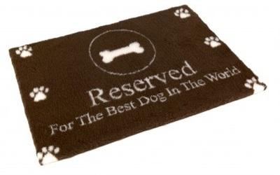 Original Vetbed Premium Hundedecke, Reserved For The Best Dog In The World