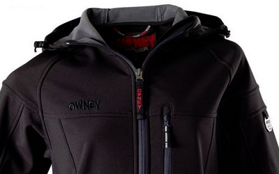 5888c559125f4 Owney Softshell-Jacke Damen Cerro