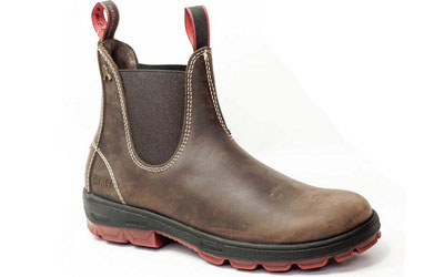 Owney Stiefel Rover by Hobo, dark brown