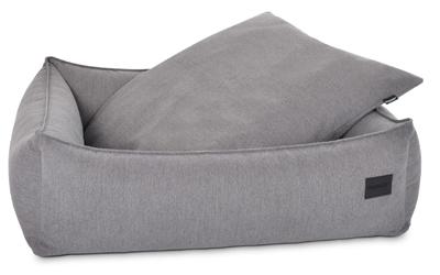 padsforall Hundebett Dreamcollection Select+ Luxuryline, grau