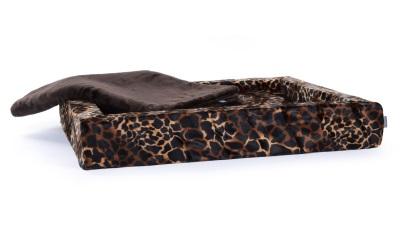 padsforall Hundebett Harko Edition Tierfellmuster, giraffe