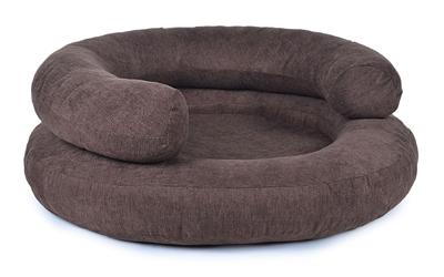 padsforall Hundebett Luna Comfort, braun