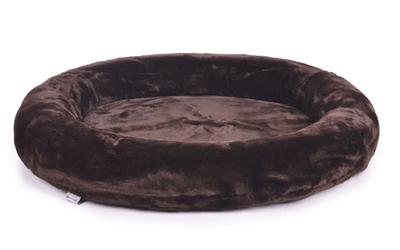 padsforall Hundebett Nubo&Vello Fake Fur, braun