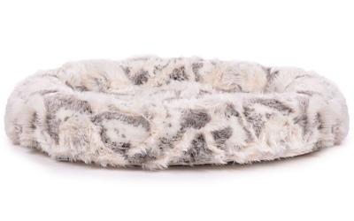 padsforall Hundebett Nubo&Vello Fake Fur, brauncreme