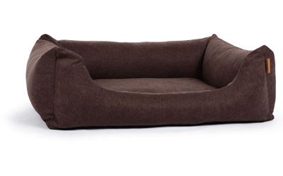 padsforall Hundebett Worldcollection Comfort, braun
