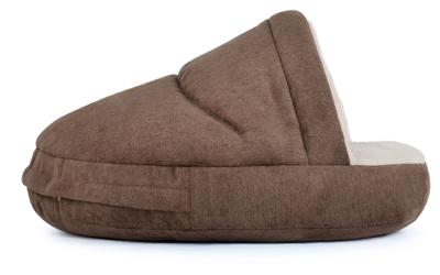 Hundebett mit besonders hohem Kuschelfaktor und größtmöglichen Komfort