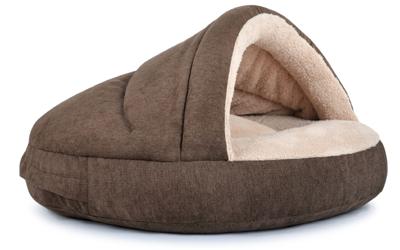 padsforall Hundehöhle Shell Comfort, braunbiskuit