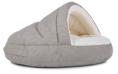 padsforall Hundehöhle Shell Comfort, taupe