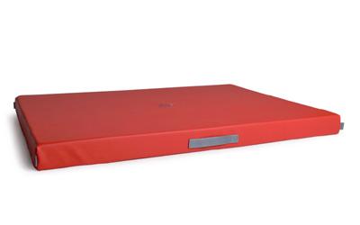 padsforall Hundematte Select+ Kunstleder, rot