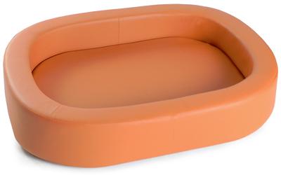 Bequeme Liegefläche besteht aus einem mit Kaltschaumstoff gefüllten Innenkern