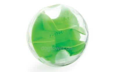 Planet Dog Mazee Orbee-Tuff Futterball in grün