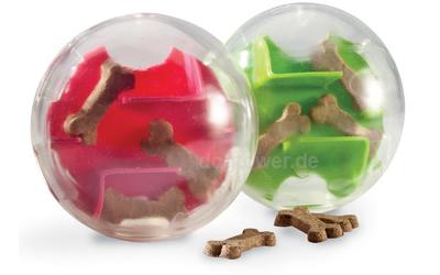 Planet Dog Mazee Orbee-Tuff Futterball