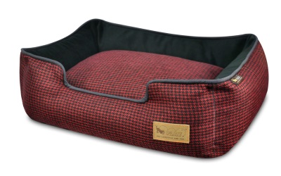 P.L.A.Y. Pet Lifestyle and You Lounge Bed Houndstooth