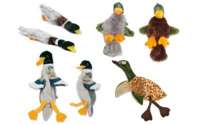 Plüschspielzeug Flatinos Ente