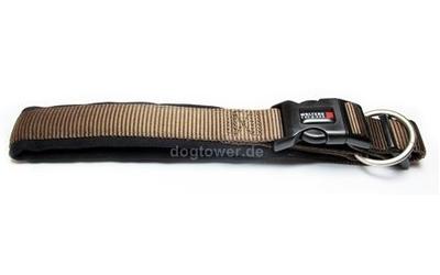 Professional Comfort Halsband, tabac/schwarz