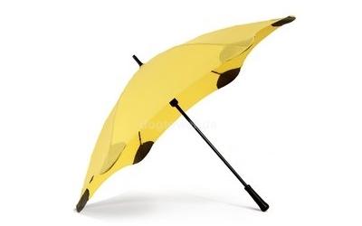 Regenschirm bunt Classic, gelb
