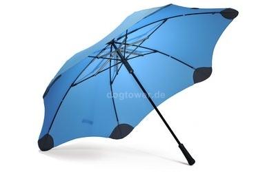 Regenschirm blunt XL, blau