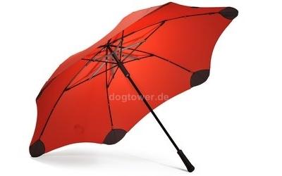 Regenschirm blunt XL, rot