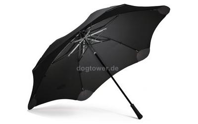 Regenschirm blunt XL, schwarz