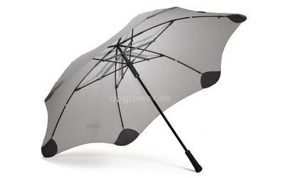 Regenschirm blunt XL, silbergrau