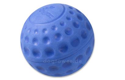 Rogz Asteroidz Hundeball, blau